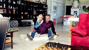 Lijsje Snijder & Rob Scholte (foto Clemens Rikken)