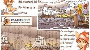 Martin Man – Sofietje's Helders Weekblad Cartoon-Chronicles (52): Nog meer Sail...