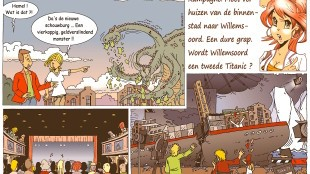 Martin Man – Sofietje's Helders Weekblad Cartoon-Chronicles (54): Schouwburg De Kampagne