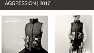 Nelle Boer – Wolfsen & Kerkhoff Aggression 2017, vest 149,95