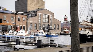 Schouwburg De Kampanje Den Helder (foto Zeestad)
