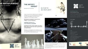 Uitnodiging The Artist / Knight