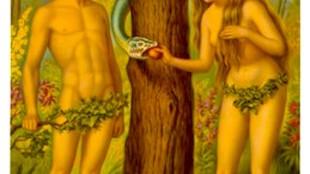Anonymous - Adam & Eva (foto Pinterest)