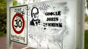 Google Joris Demmink (foto Media Nu)
