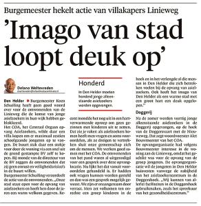 Helderse Courant, 15 juli 2017