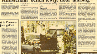 Provinciale Zeeuwse Courant | 25 november 1994 | pagina 1