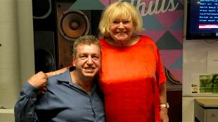 Rob Scholte & Tineke de Nooij (foto NPO/MAX)
