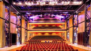 Theater De Kampanje in Den Helder (foto Stadspartij Den Helder)
