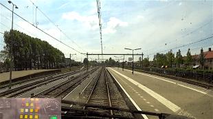 Vertrek uit Den Helder (foto YouTube)
