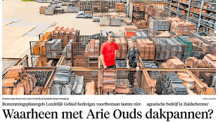 Alkmaarse Courant, 3 augustus 2017