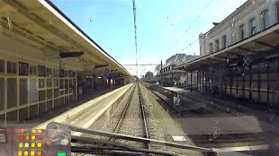Departure Alkmaar Station (foto YouTube)