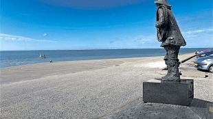 Gemeente wil De Jutter op het Kaap Hoofd (foto Peter van Aalst)