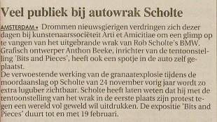 Leidsch Dagblad   31 januari 1995   pagina 13 (13/16)