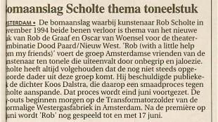 Leidsch Dagblad   31 mei 2000   pagina 23 (23/30)