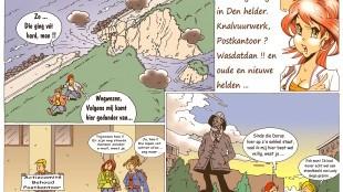 Martin Man – Sofietje's Helders Weekblad Cartoon-Chronicles (78): En nog wat boefies-gedrag in Den Helder