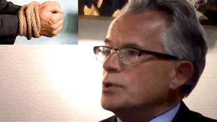 Burgemeester Koen Schuiling (foto YouTube)