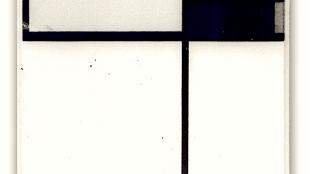 Entartete Piet Mondriaan (foto Niedersächsisches Landesmuseum Hannover)