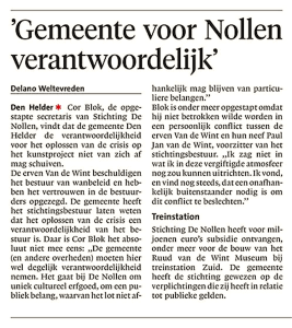 Helderse Courant, 13 september 2017