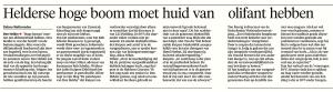 Helderse Courant, 16 september 2017