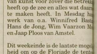 Leidse Courant | 9 oktober 1992 | pagina 20 (20/26)