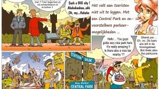Martin Man – Sofietje's Helders Weekblad Cartoon-Chronicles (99): Het stadshart van Den Helder