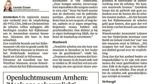 Noordhollands Dagblad, 29 september 2017