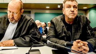 Advocaat Benno Friedberg & Rob Scholte (foto Erna Faust)