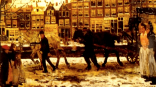George Hendrik Breitner - Lauriergracht