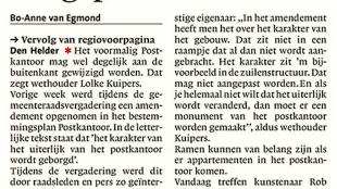 Helderse Courant, 2 oktober 2017