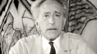 Jean Cocteau (foto YouTube)