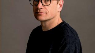 Koos Breukel - Portret van Aernoud Bourdrez