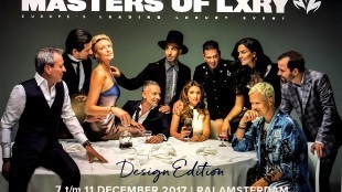 Masters of LXRY Europe's Leading Luxury Event 7 t:m 11 december 2017 | Rai Amsterdam (foto Rahi Rezvani)