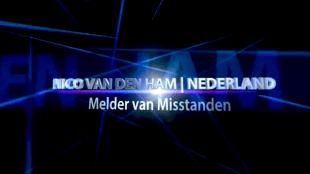 Nico van den Ham   Nederland  - Melder van misstanden (foto YouTube)
