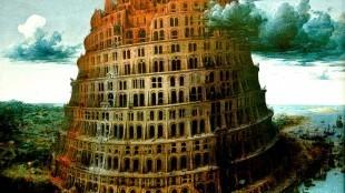 Pieter Brueghel de Oude - De toren van Babel (foto Wikipedia)