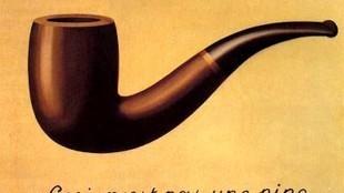 René Magritte - Ceci n'est pas une pipe