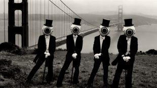 The Residents (foto YouTube)