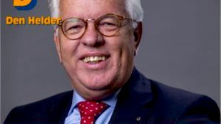 Voormalig wethouder financiën B.O.B. Haitsma (foto VVD)