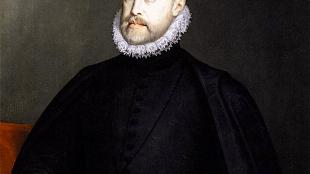 Alonso Sánnchez Coello - Philip II