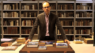 Dr. Marco Pasi (foto YouTube)