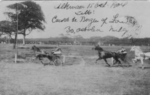 Een koers op 15 october 1904 (Archief NDR)