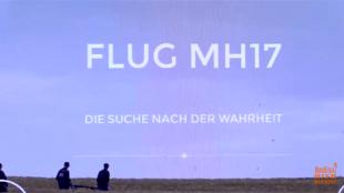 FLUG MH17 die Suche nach der Wahrheit (foto YouTube)