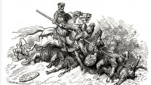 Gustave Doré - Razende Roeland