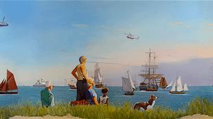 Pauline Bakker - Panorama Sail Den Helder