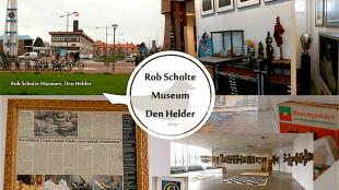 Rob Scholte Museum Den Helder (foto Design Studio Dáárheen)