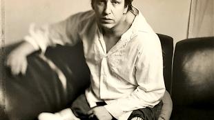 Rob Scholte in 1999 (foto Sander Veeneman)
