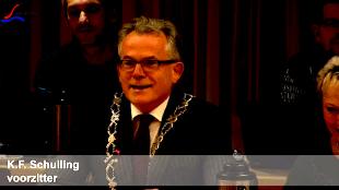 Burgemeester K.F. Schuiling (foto Staf RSMuseum)