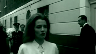 Christine Keeler during the 1963 Profuma Affair (foto YouTube)