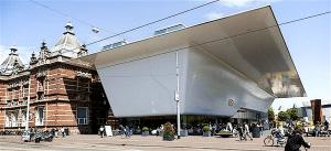 De Badkuip van het Stedelijk Museum Amsterdam (foto Ravage Magazine)