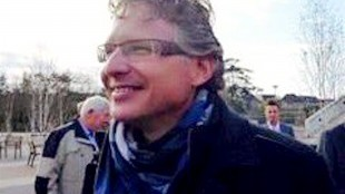 De Helderse oud wethouder Stadsvernieuwing, mogelijk straks voormalig directeur Woningstichting en nieuwe directeur van Helder Vastgoed BV Robbert Waltmann (foto Twitter)