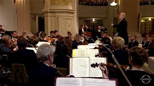 Kurt Masur & Gewandhausorchester Leipzig (foto YouTube)